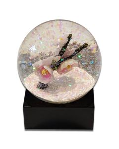 Cherry Blossom water globe