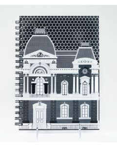Renwick Structure Sketchbook
