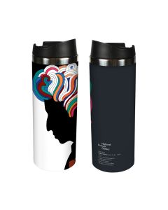 Bob Dylan Travel Mug