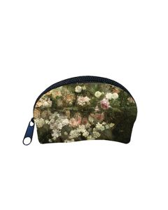 ''Garden in May'' Zippered Pouch