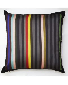 Black Grey Beat Pillow
