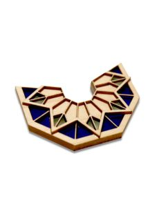 Great Hall Skylight Brooch