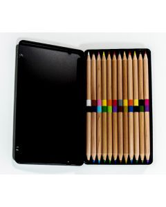 Gene Davis Colored Pencil Set