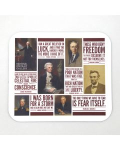 Presidents Mousepad