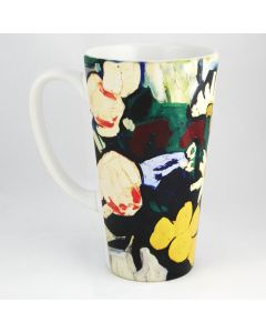 Johnson Flowers Mug