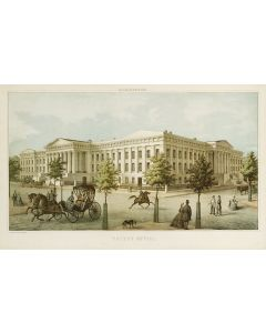Patent Office Building Print