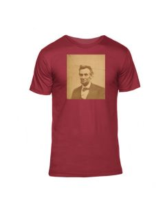 Adult President Lincoln Quote Tee