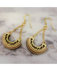 Renwick Facade Earrings