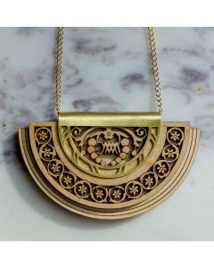 Renwick Facade Necklace